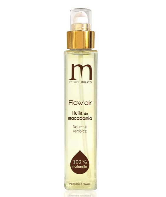 Aceite capilar de Macadamia