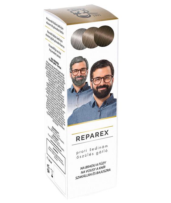 Anticanas Para Barba Reparex