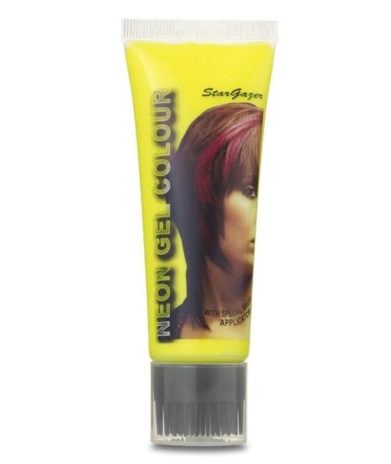 Gomina de Color Amarilla (50 ml.)