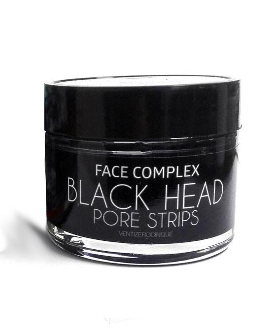 Limpiador Facial Black Head
